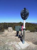 Bald Rock 山頂