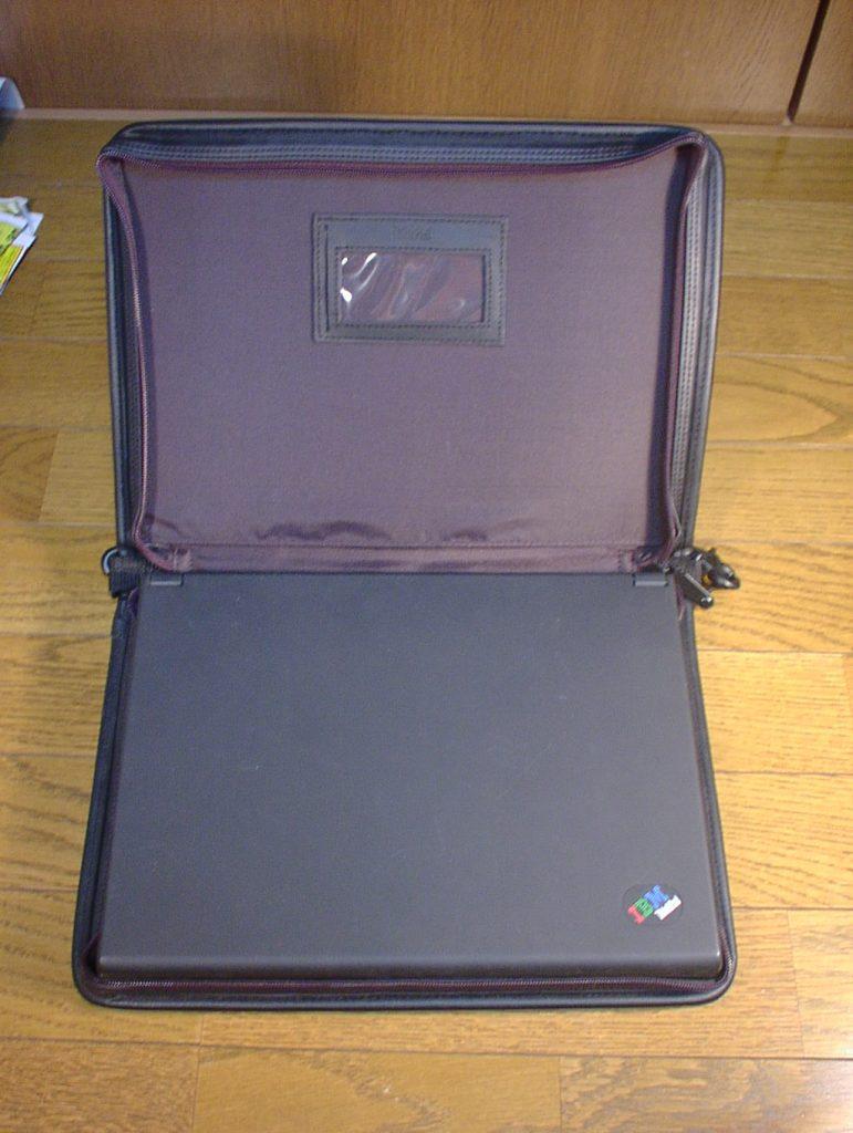 ThinkPad 560E専用バッグ