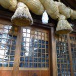 諏訪大社春宮 神楽殿