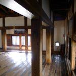 松本城 天守六階