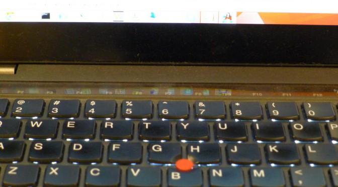ThinkPadは死んだのかもしれない(私の中では)(その3)