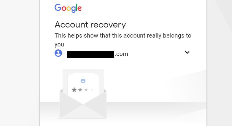 Googleアカウント登録問題